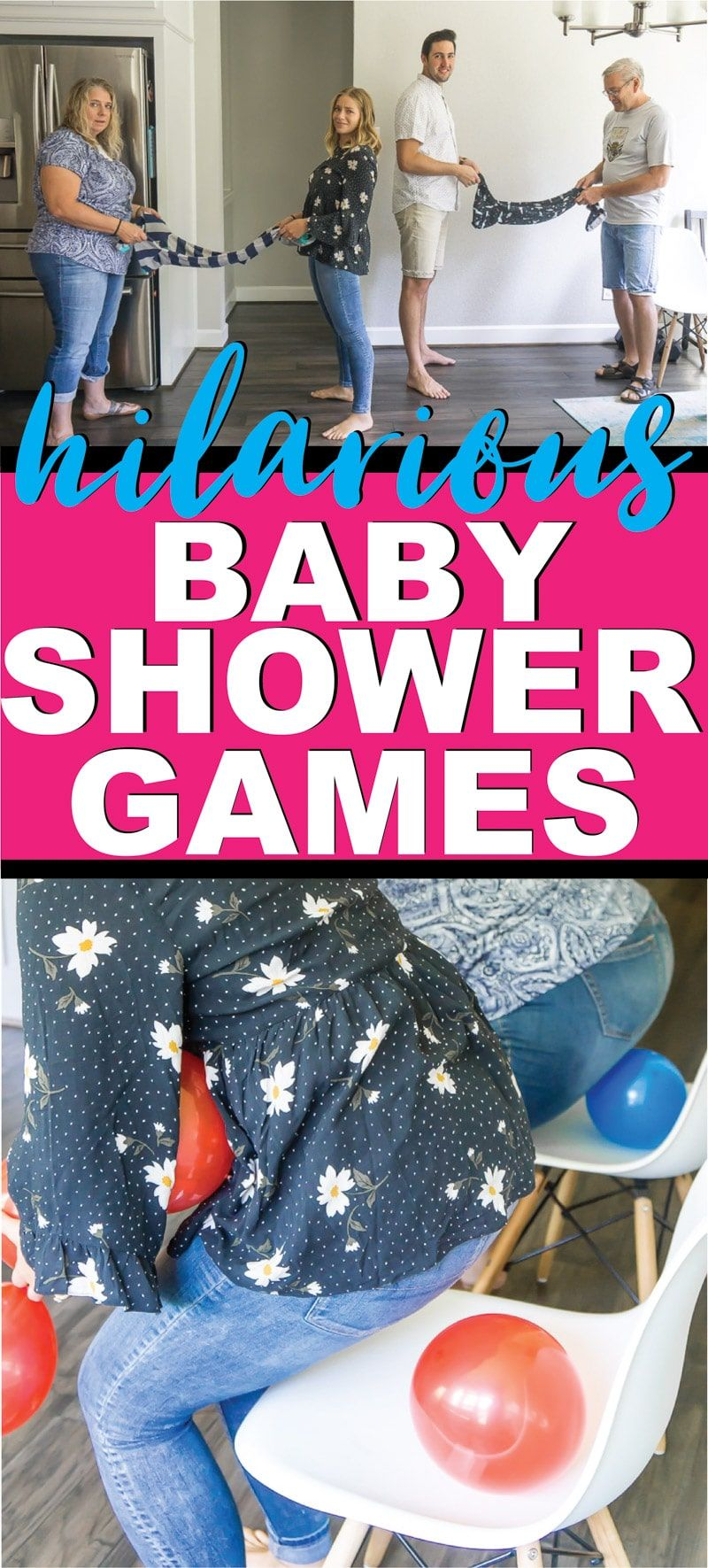 20 Super Fun Baby Shower Games - Play Party Plan