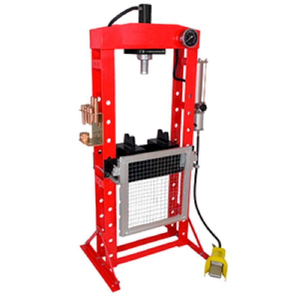 20 Ton Super Duty Shop Press Shop Press Automotive Shops Homemade Tools