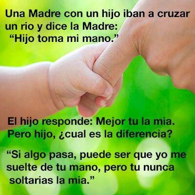 Cruzar El Rio Frases De Te Amo Frases Para Madres Te Amo Hijo
