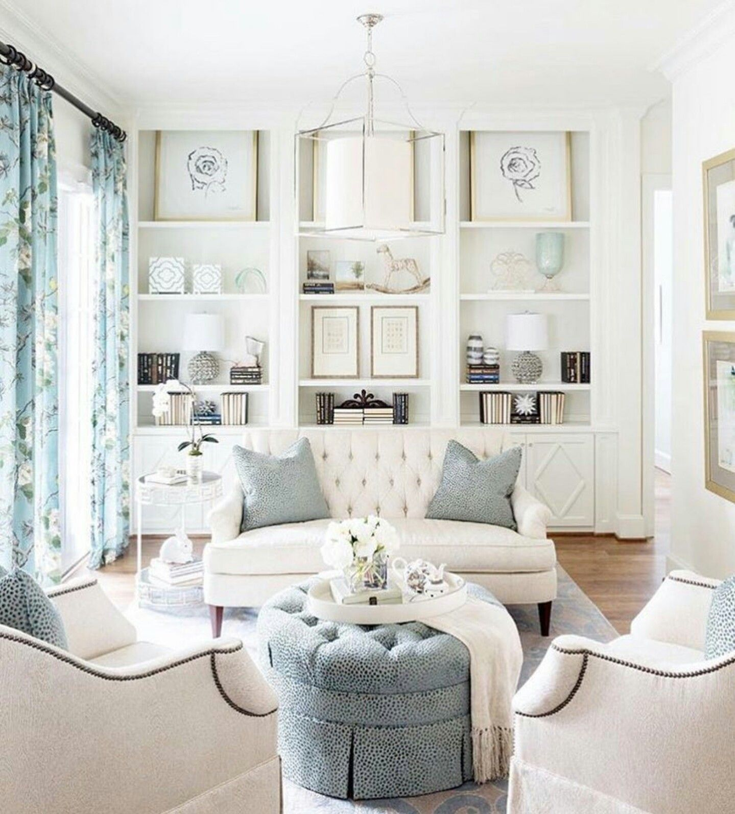 Modern Living Room Design 22 Ideas For Creating: Wonderful Neutral And Pastel Living Room By Heather Scott