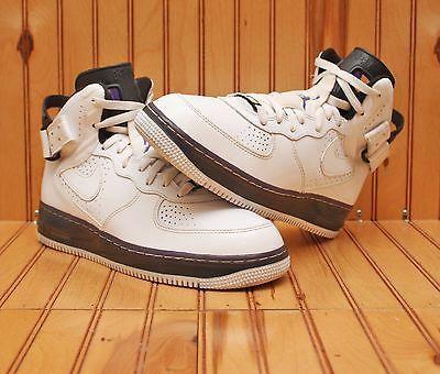 7d5f1347ca6cac 2008 Nike Air Jordan AJF 6 VI Retro Fusion Size 8-White Black Purple-343064  104