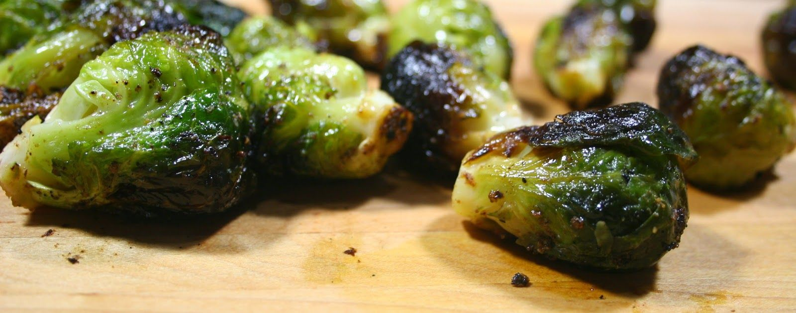 Just a Darling Life: Spicy Grilled Brussel Sprouts