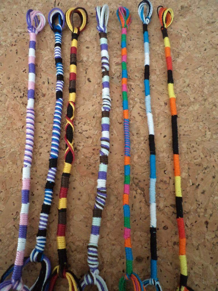 Dd Near Me >> Bracelet indien | Bracelet indien, Bracelet brésilien rond et Bracelets de l'amitié