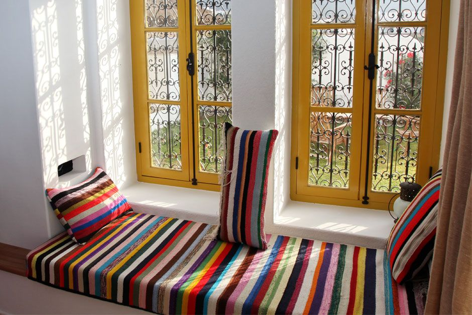 Dar Enesma Maison d\'hôtes en Tunisie - Intérieur salons | DECORATION ...