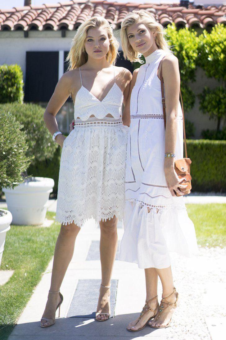 Pin for Later: Die besten Street Style Looks von Coachella als Inspiration für eure Sommergarderobe