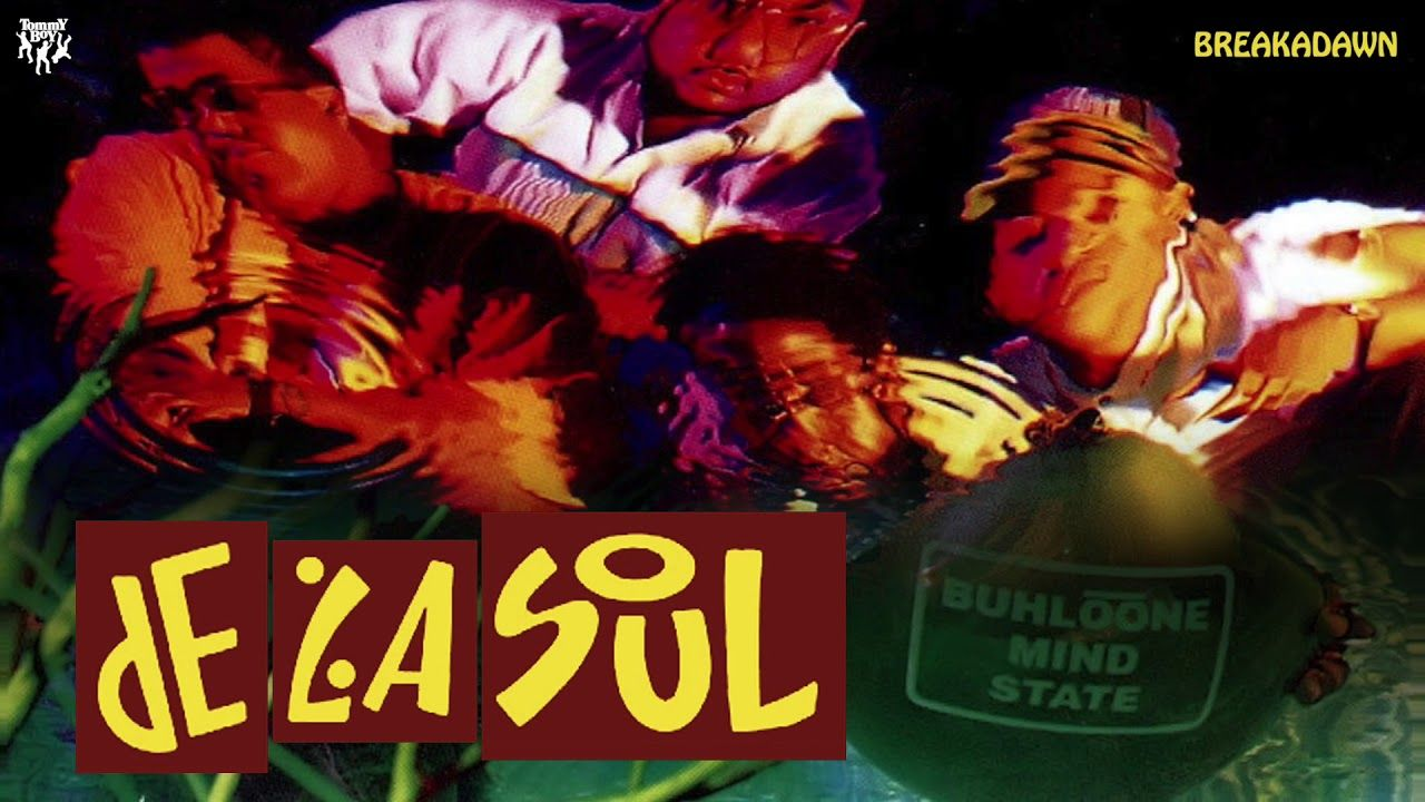 De La Soul Breakadawn (With images) Boy music, Tommy