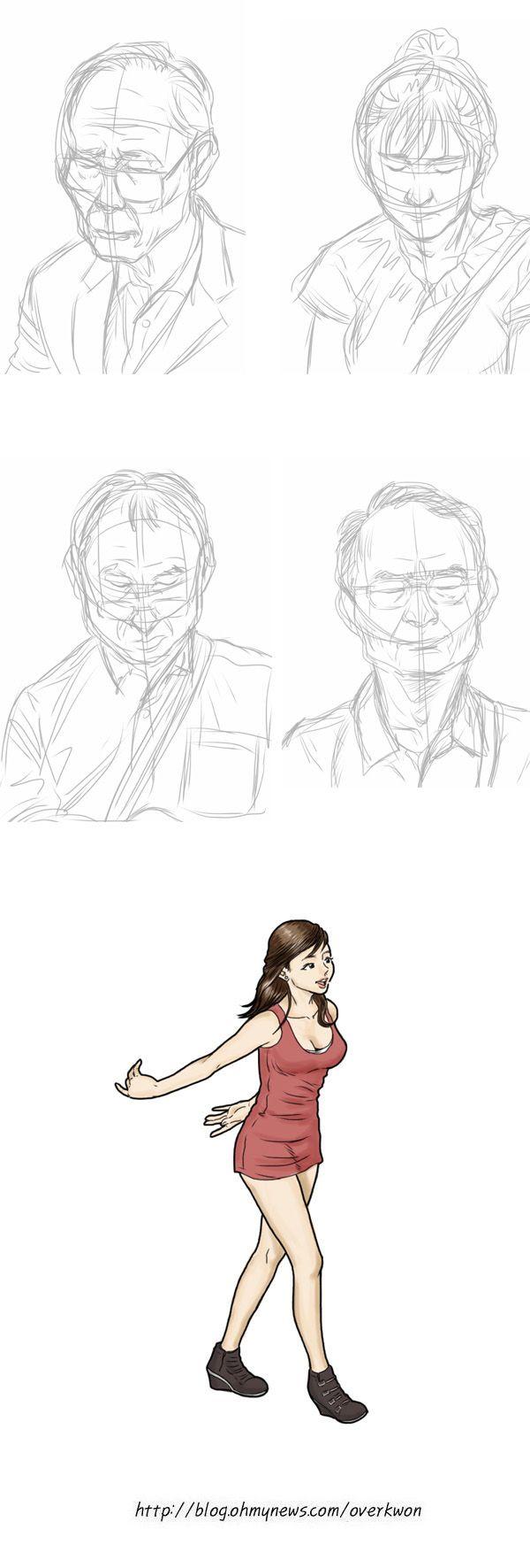 http://blog.ohmynews.com/overkwon/536780 오버권 아이패드 스케치 iPad sketch