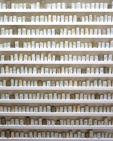 Edmund De Waal.A Vitrine From Edmund De Waal In 2019 Ceramic Artists