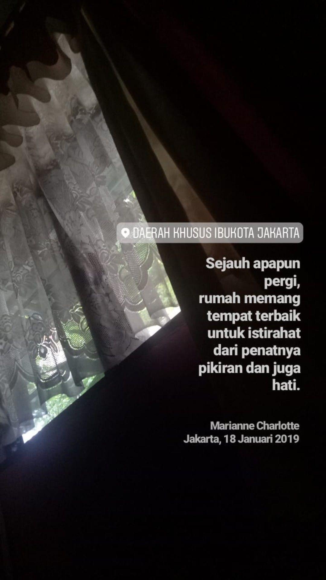 Pin oleh Al di Indonesian quotes Motivasi, Kutipan, Romantis