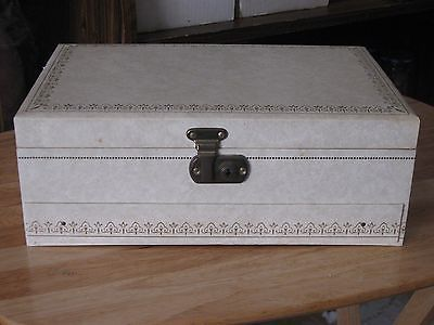 vintage mele jewelry box Jewelry Boxes Bins Altered Tins