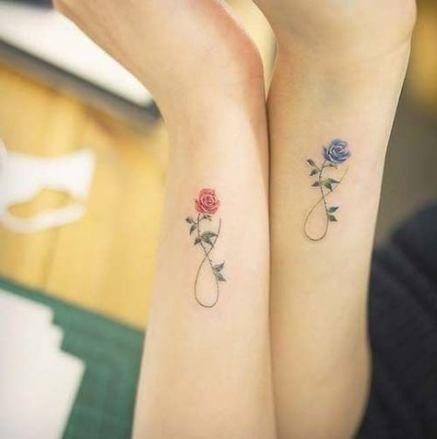 Best flowers tattoo for women wrist Ideas