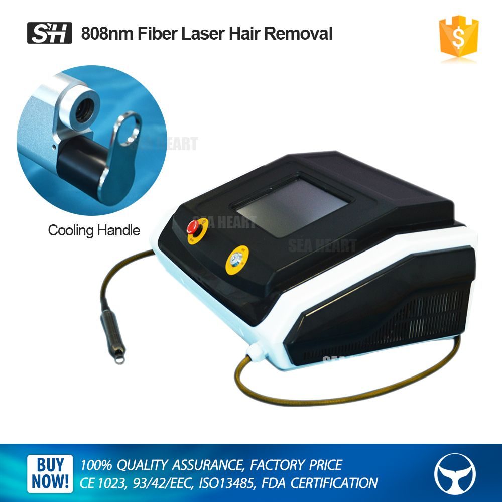 High Power 808nm Fiber Coupled Diode Lasers For Hair Removal