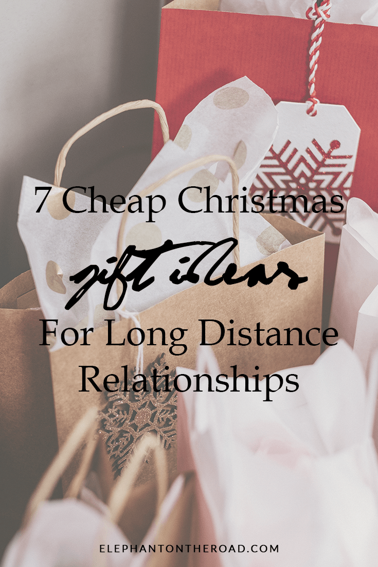 7 Cheap Christmas Gifts Ideas For Long Distance ...