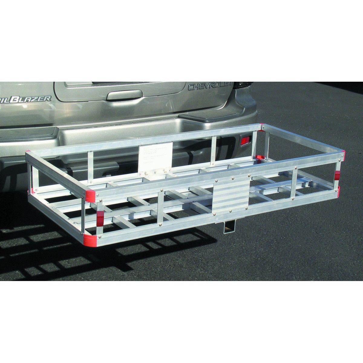 capacity aluminum cargo carrier