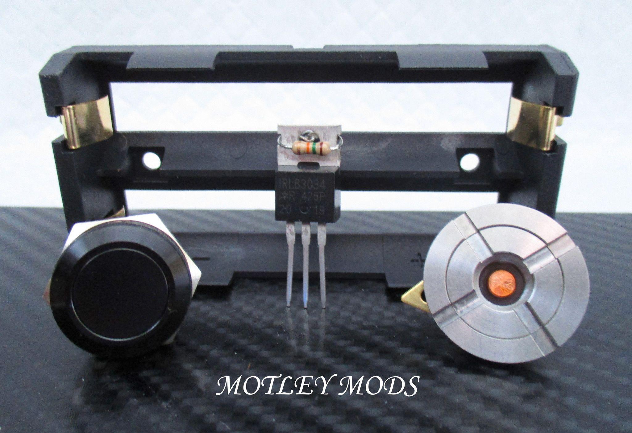 Box Mod Kit Basic 7 Box mods, Diy box mod, Vape diy