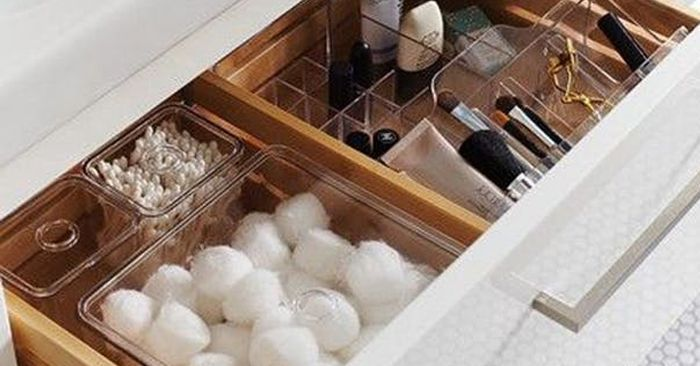 3 Makeup Drawer Organizers Every Beauty Hoarder Needs is part of Makeup Drawer Organization - A list of ways to keep your makeup products organized inside a drawer
