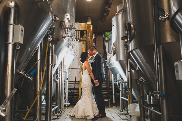 Southern California Brewery Wedding Venues In Los Angeles