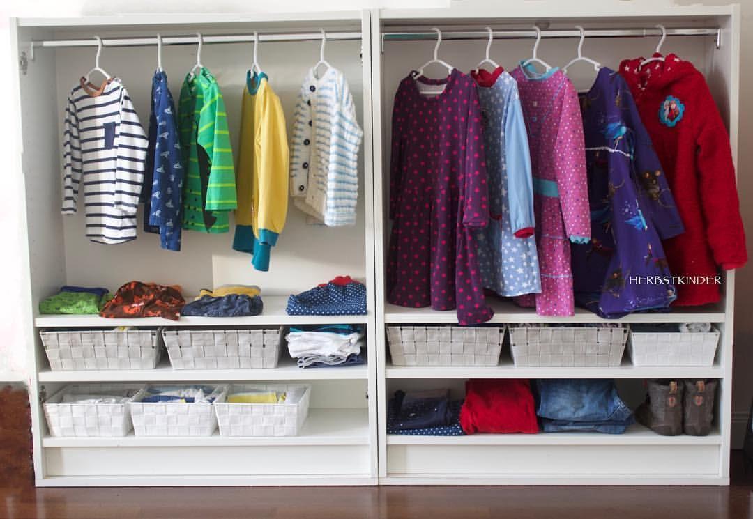 Montessori Wardrobe Ikea Hack Ikea Kleiderschrank