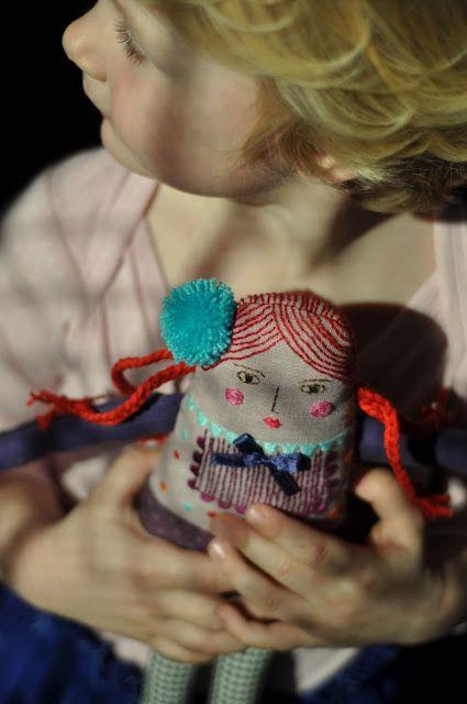 Dolls by ESZTERDA. Image © Eszter Dobó