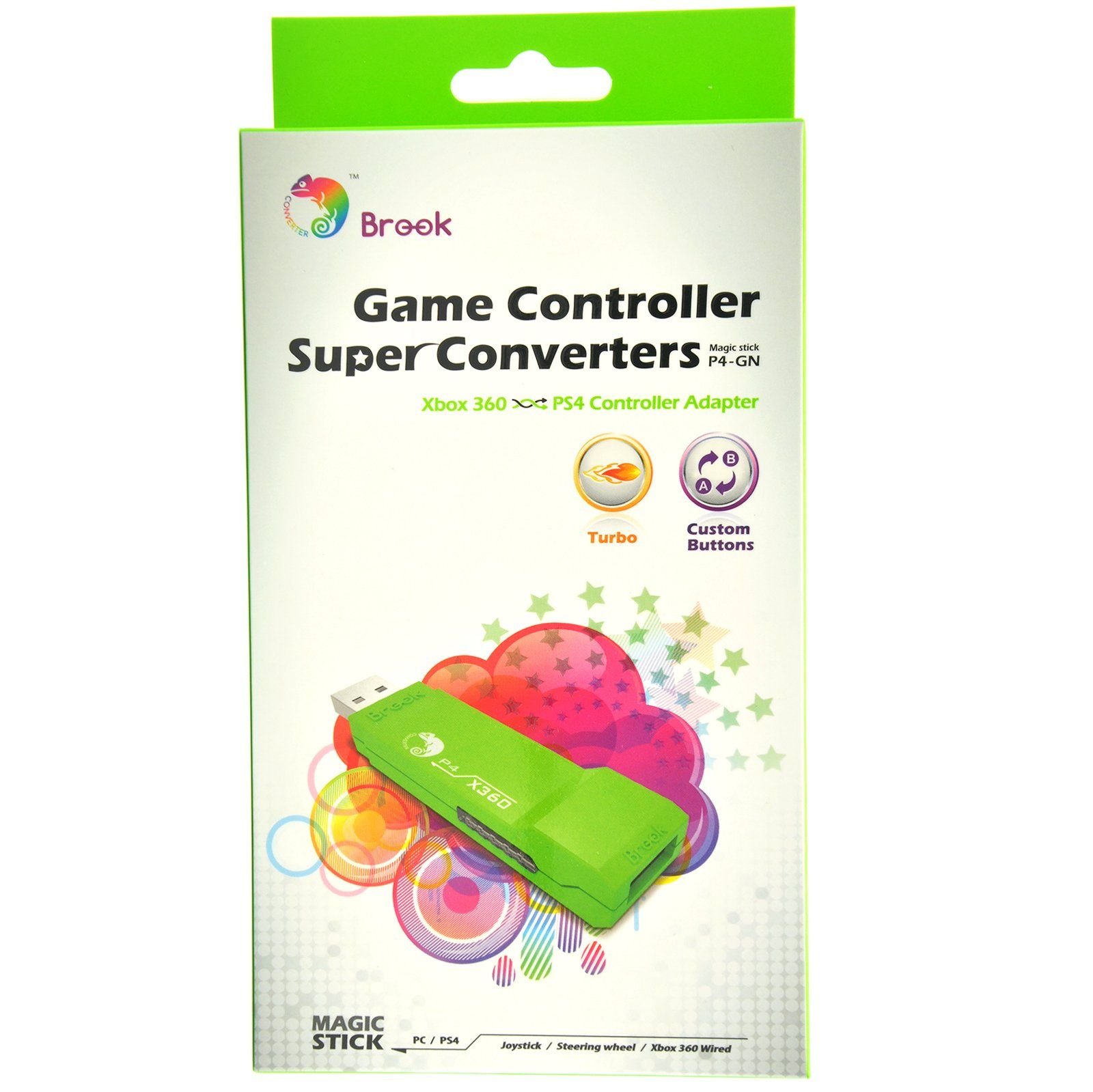Brook super converter xbox 360 to ps4 learn more by
