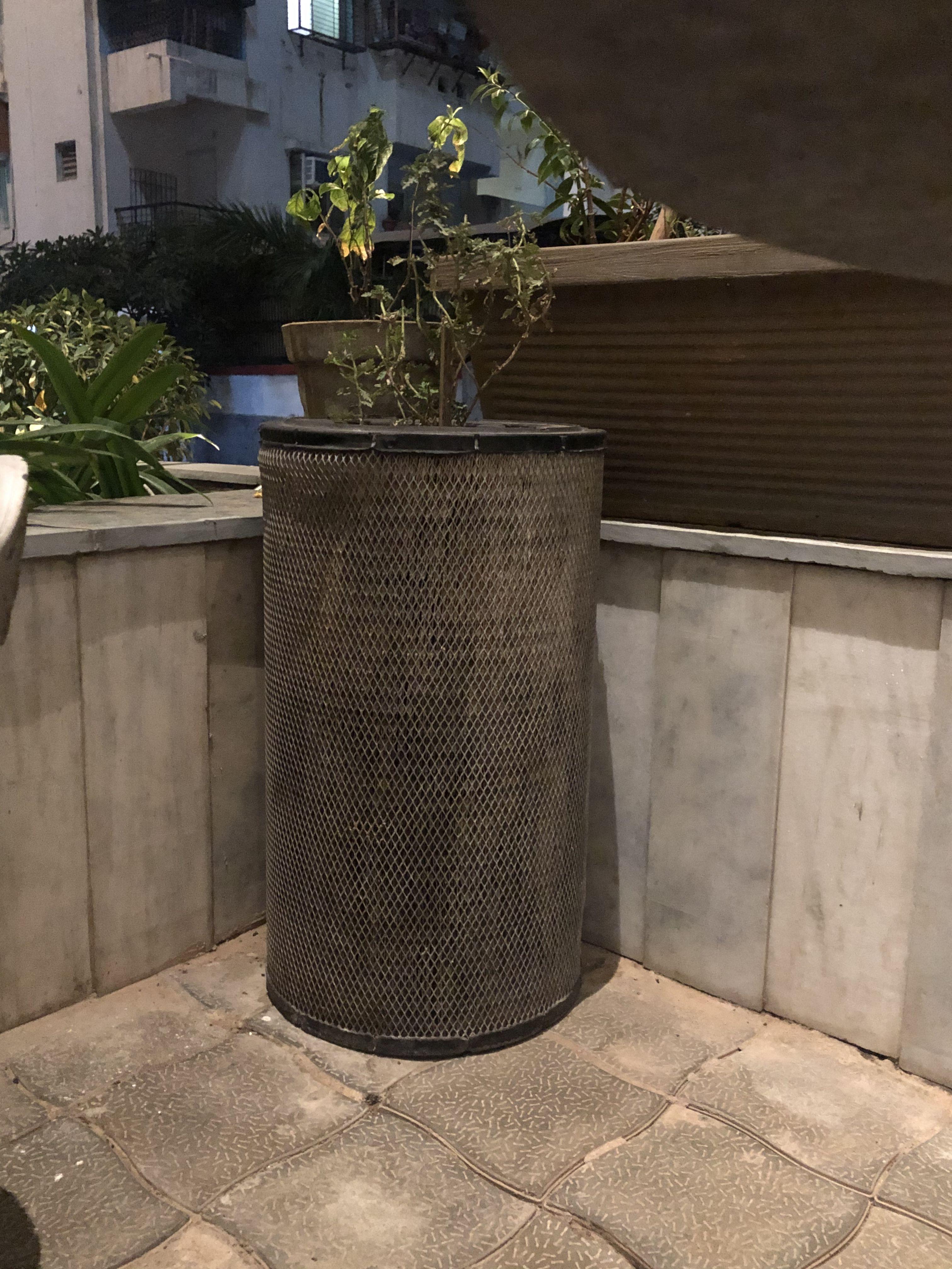 Planting Ideas | Air filter, Plants, Flower pots