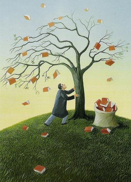 Ojalá fuera real eso de que salen de los árboles, los lectores les daríamos en la cara a los que dijeron que no es así