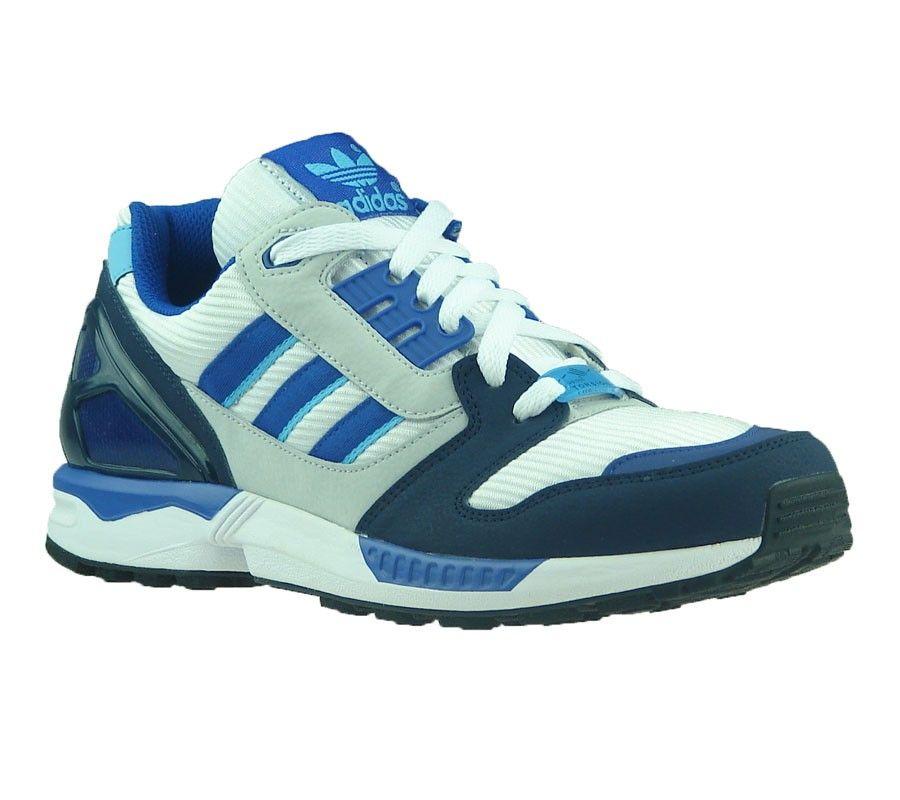 Herren Neu Originals Adidas Zx Sneaker 8000 Turnschuhe Schuhe M18267 OZPXiuTk