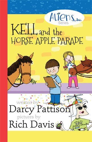 Kell and the Horse Apple Parade | Aliens Inc. Series, Book 2 | Mims House Short Chapter Book