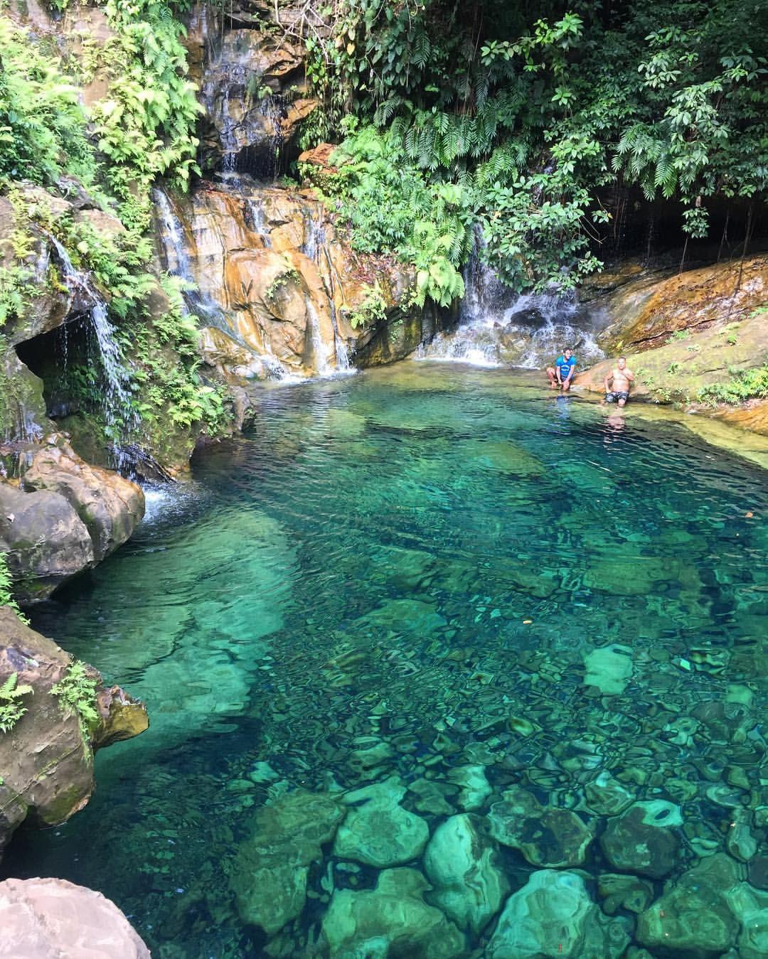 Poco Azul Riachao Maranhao Viagens Viagem Nacional Lugares