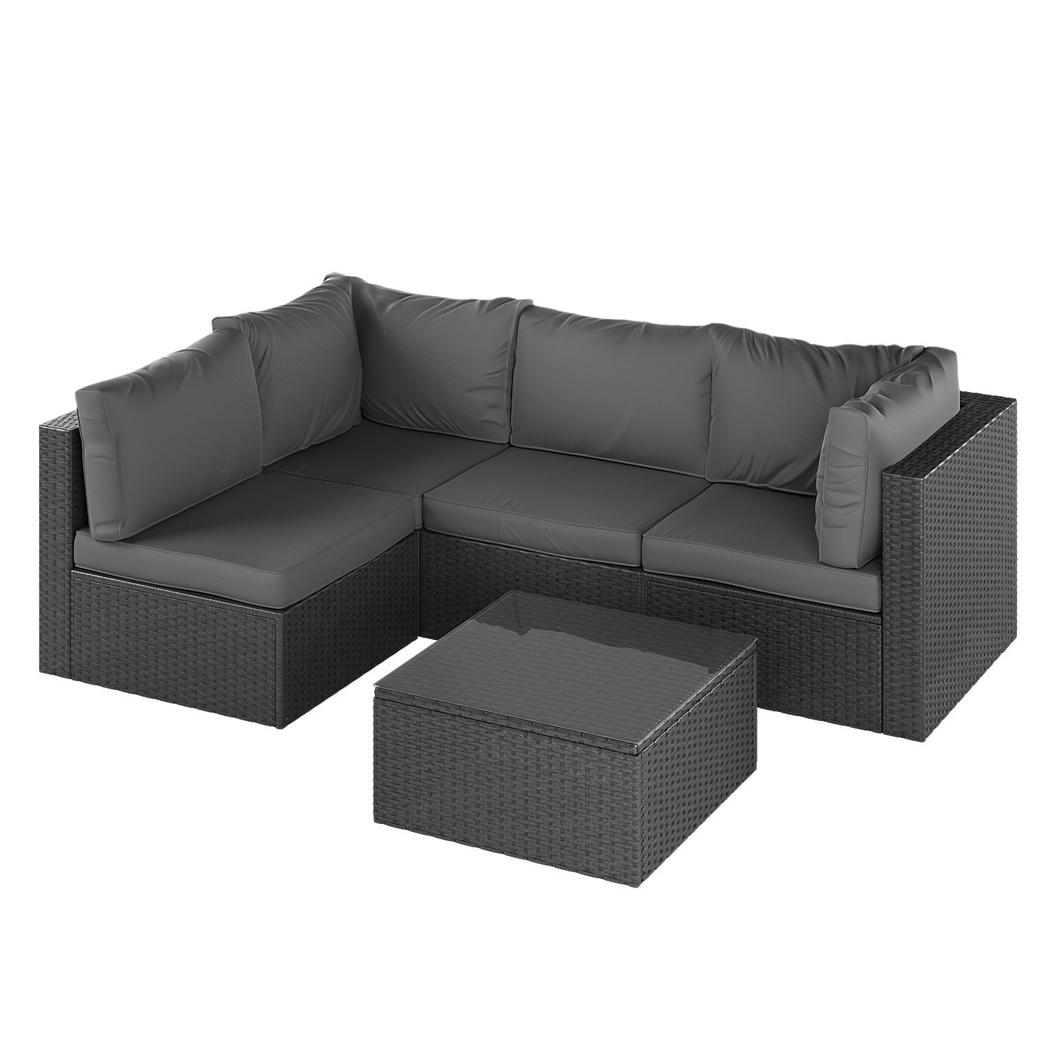 d13a45defc Loungeset Paradise Lounge IV (5-teilig) | Products in 2019 | Outdoor ...