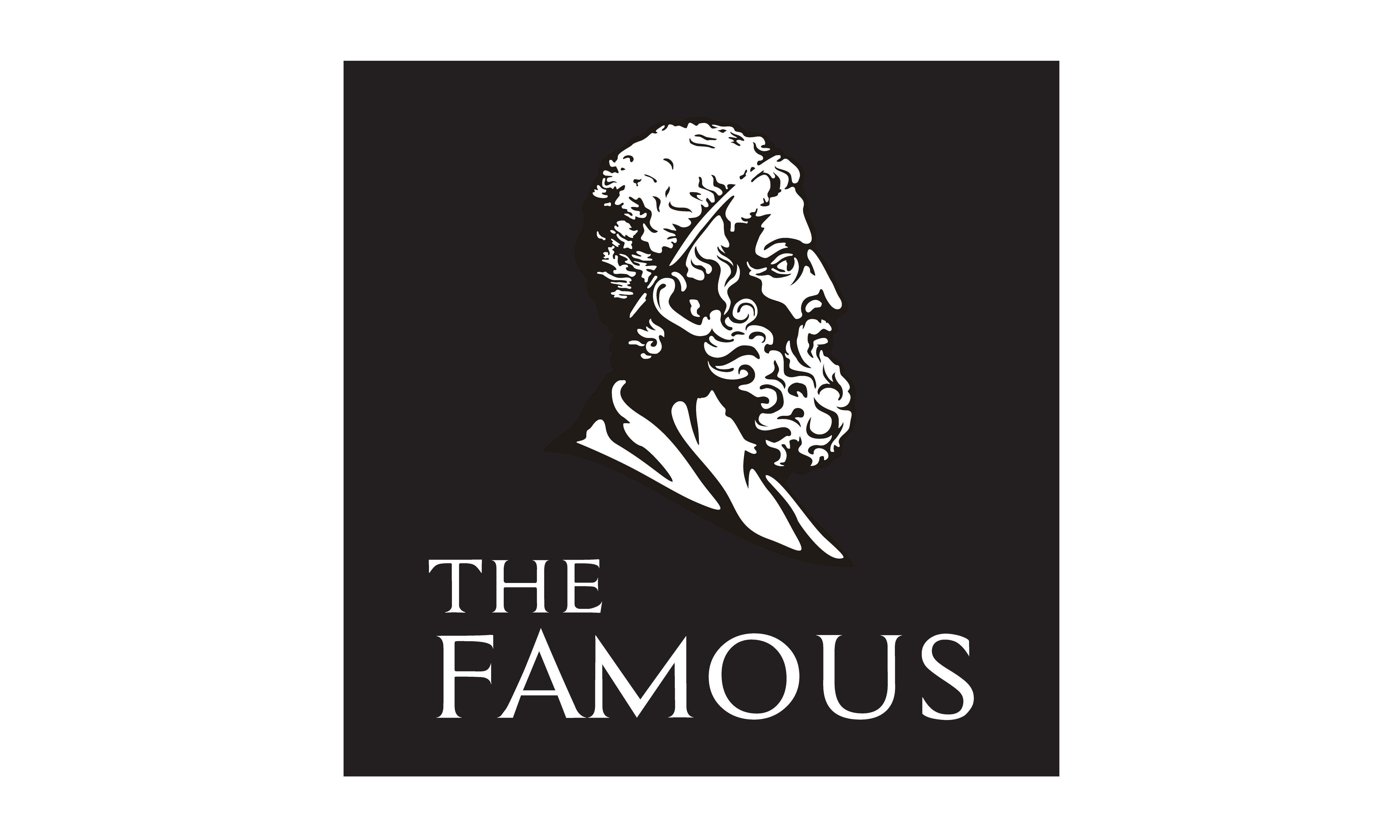 Greek Philosopher Figure Face Head Logo Graphic By Enola99d Creative Fabrica Graphic Design Logo Logo Illustration Head Statue
