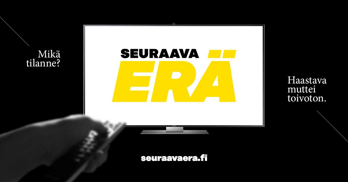 Seuraava Erä - Sitra