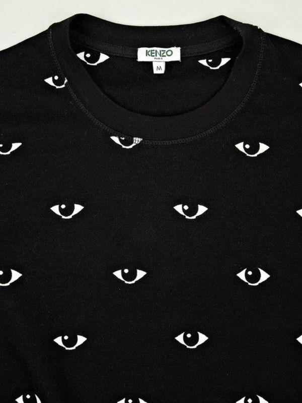 Cheap Kenzo Eye Jumper