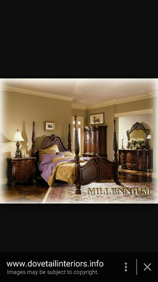Ashley Furniture Pheasant Run Collection Furniture Ashley Furniture Master Bedroom Ashley furniture gold bedroom set