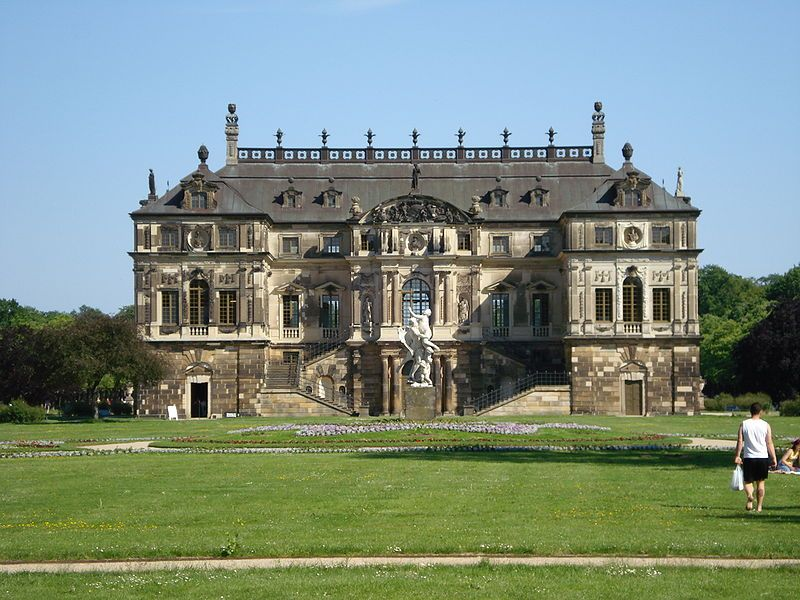 The Grosser Garten English Great Garden Is A Baroque Style Park In Dresden Park City Mansions Art And Architecture
