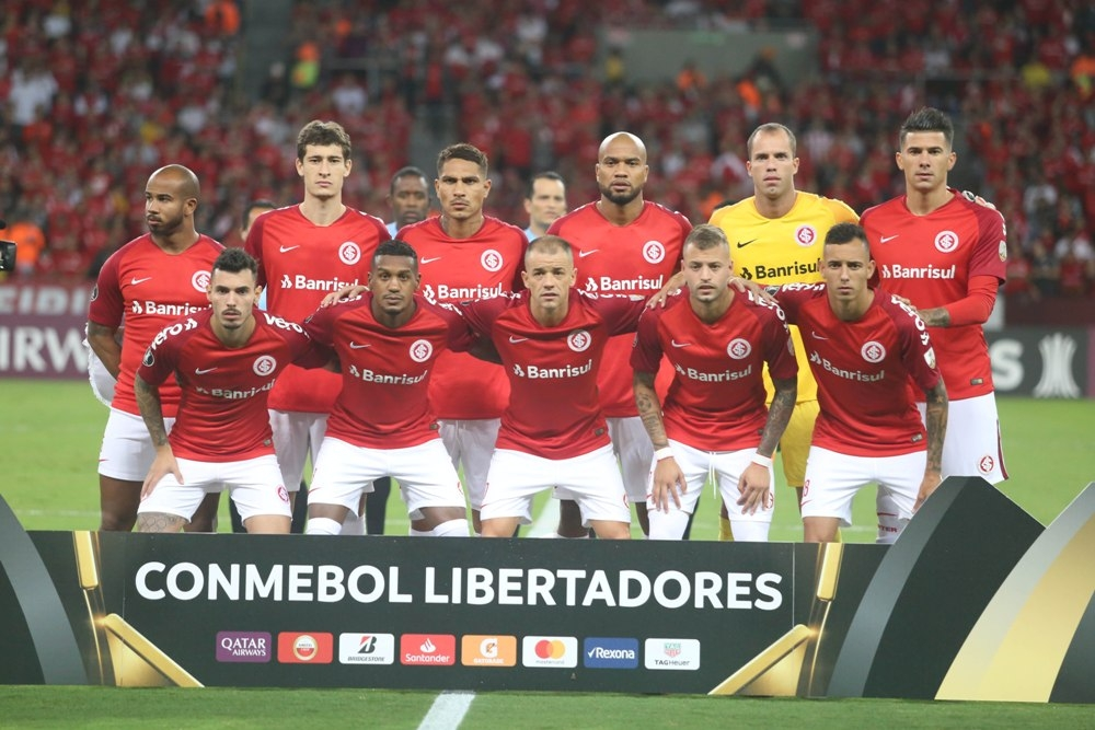 Temporada de 2019 Libertadores da américa, 1 cruzeiro