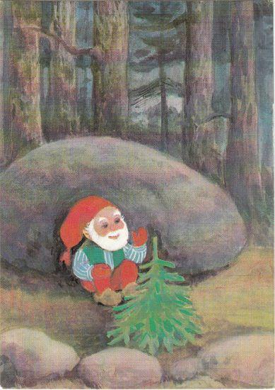 Illa Trol: Gnomes, Fairy, Troll