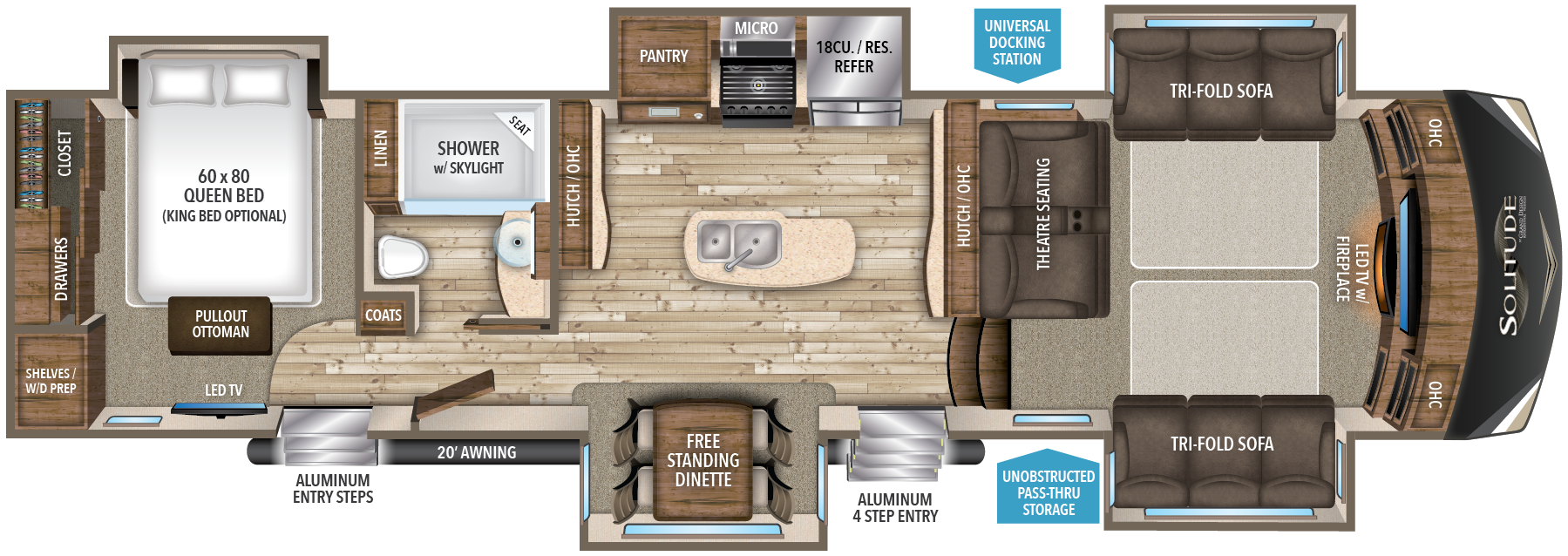 Cool floor plan project rv life pinterest rv rv living and camping