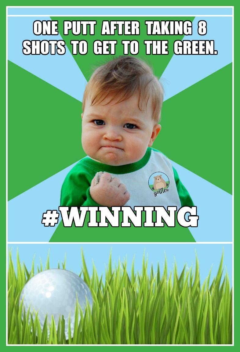 Golf Winning Golf Humor Golftalk Golfcourse Funny Golfing Wisdom Golf Truth Lol Golf Humor Golf Humor