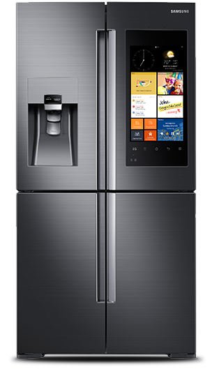 Family Hub Refrigerator Get The Tech Job With Your Dream