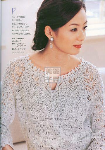Let's knit series 20 - nany.crochet - Picasa Web Albums