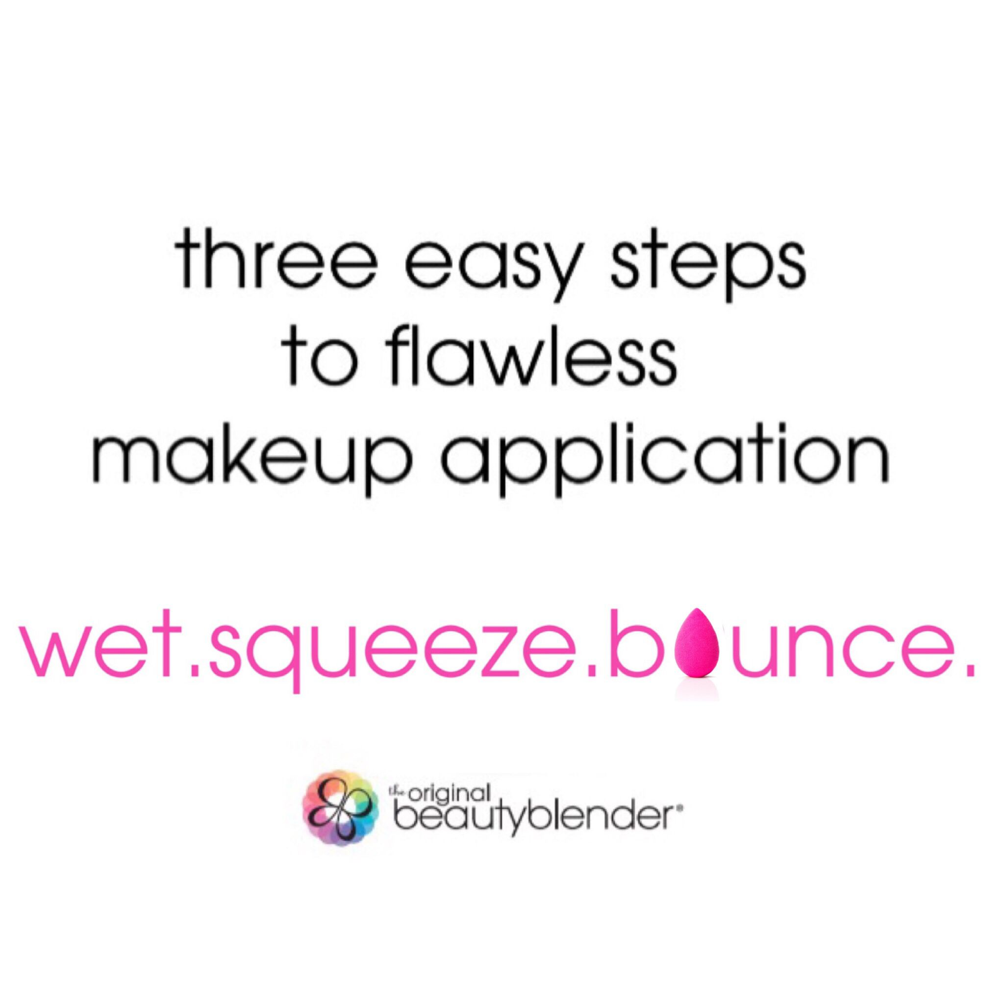 three easy steps to flawless makeup application by the