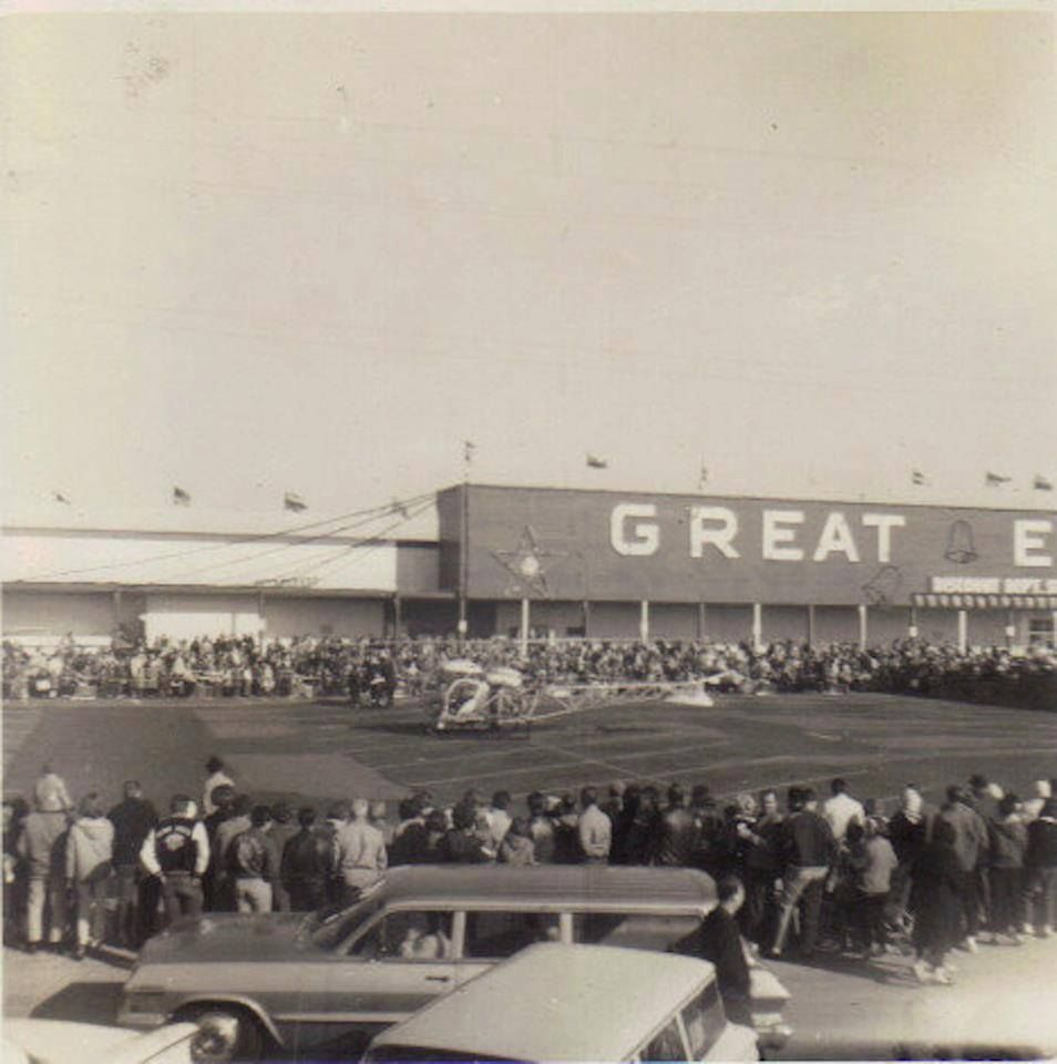 Great Eastern Store In West Paterson NJ 1960's
