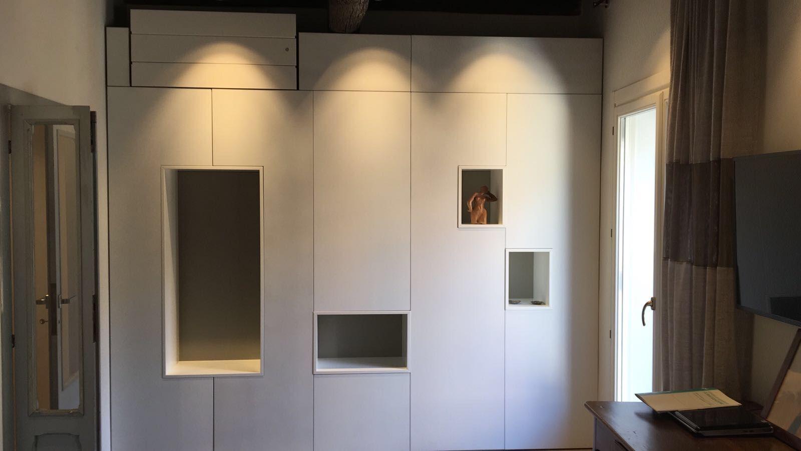 Bedroom interior design with almirah my project ornella matassoli imprinting  furniture ideas  pinterest