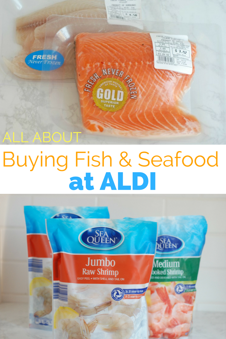 All About Buying Fish and Seafood at ALDI | Best of Real Mom
