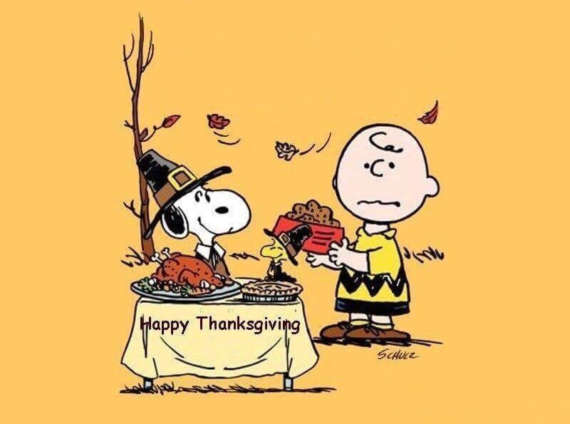 charlie brown thanksgiving apos - 800×595