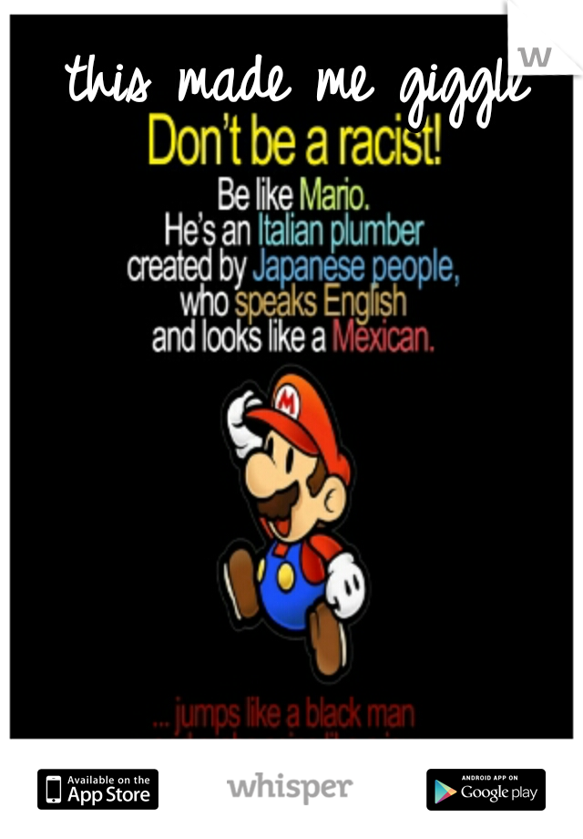 This Made Me Giggle Mario Funny Funny Quotes Wallpaper