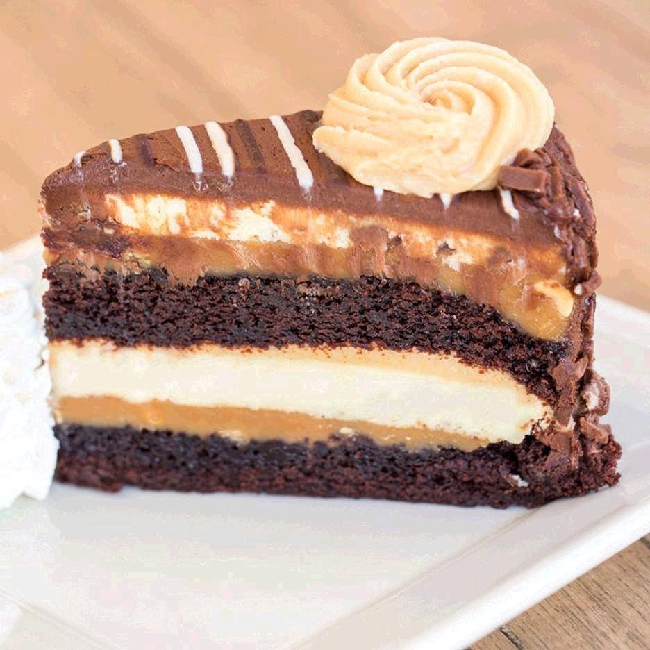 Reeses peanut butter chocolate cake cheesecake the