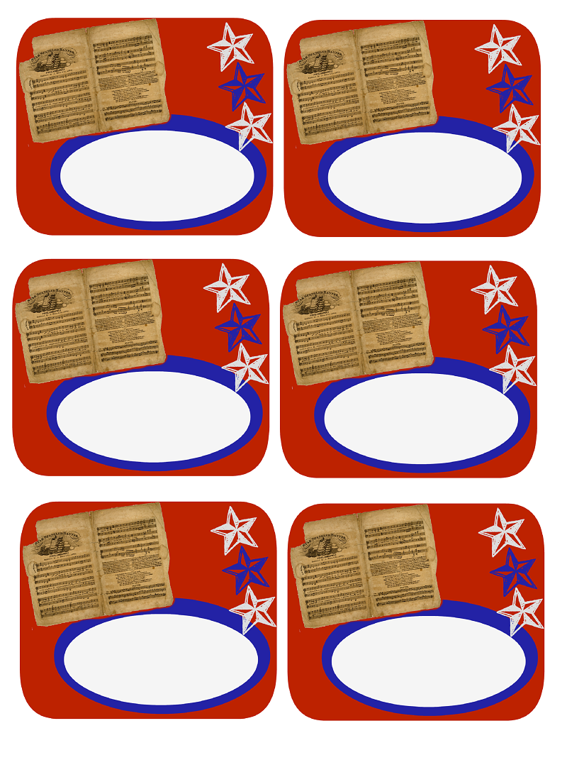 Set Of Labels With Text For Memorial Day Royalty Free Cliparts ...