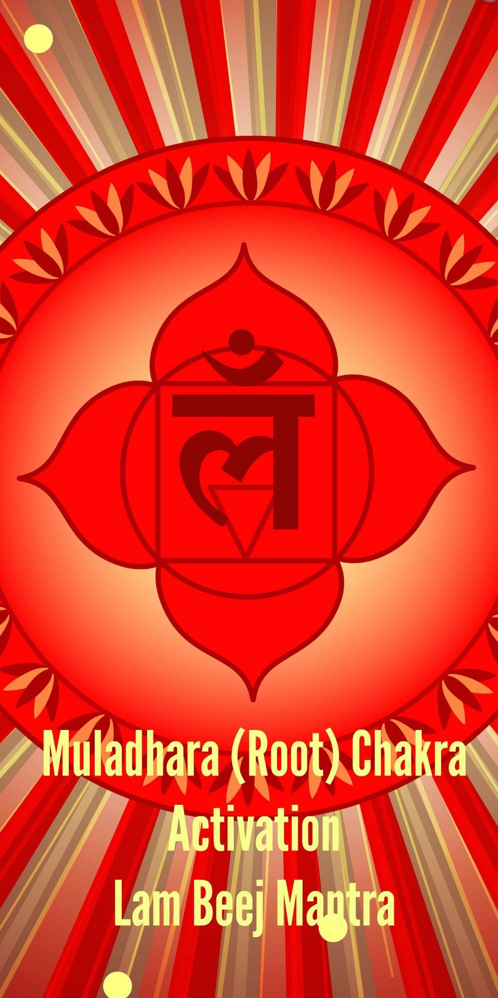Muladhara (Root) Chakra Activation - LAM Beej Mantra   hindu god